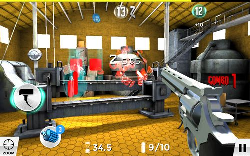 Гра Gun shot: Champion 2 для iPhone