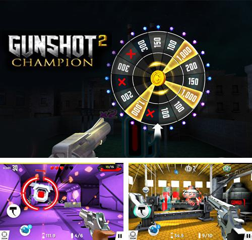In addition to the game Dracula: The Path Of The Dragon – Part 1 for iPhone, iPad or iPod, you can also download Gun shot: Champion 2 for free.