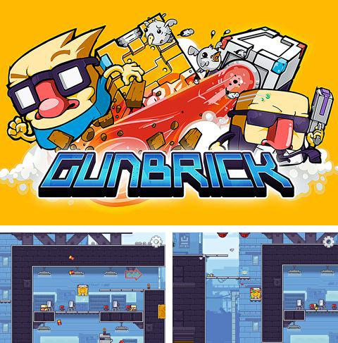 In addition to the game Flip master for iPhone, iPad or iPod, you can also download Gunbrick for free.