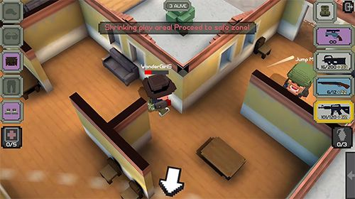Гра Guns royale для iPhone
