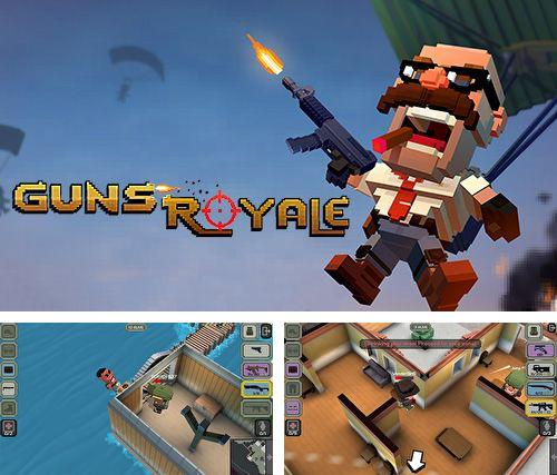 In addition to the game Candy Meleon for iPhone, iPad or iPod, you can also download Guns royale for free.