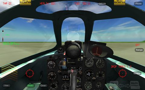 Screenshots of the Gunship 3: Vietnam people's airforce game for iPhone, iPad or iPod.