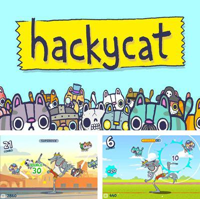 In addition to the game Lost frontier for iPhone, iPad or iPod, you can also download Hackycat for free.