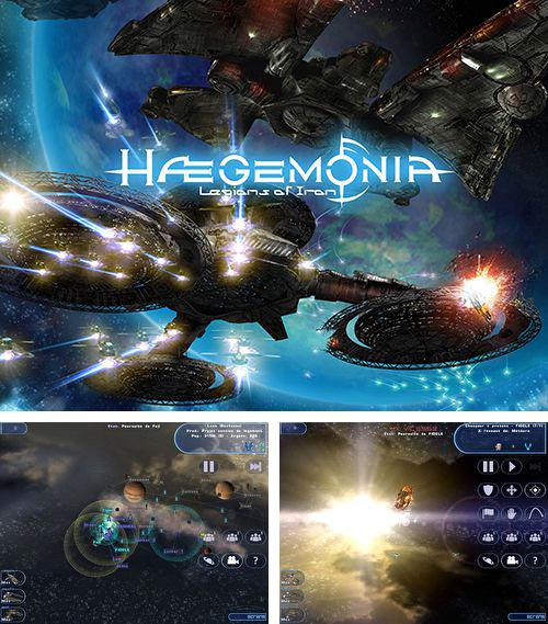 In addition to the game Empire: Four Kingdoms for iPhone, iPad or iPod, you can also download Haegemonia: Legions of iron for free.