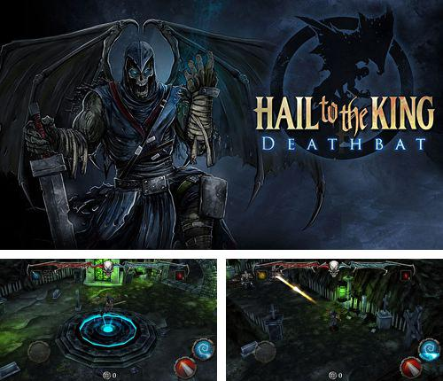 In addition to the game Corn Quest for iPhone, iPad or iPod, you can also download Hail to the King: Deathbat for free.
