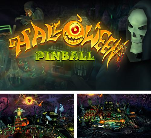 In addition to the game Defense Technica for iPhone, iPad or iPod, you can also download Halloween Pinball for free.