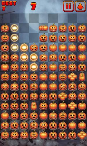 Download Halloween Pop Mania iPhone free game.