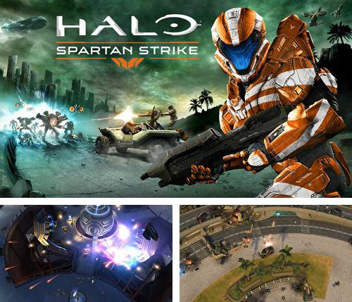 In addition to the game F-Sim Space Shuttle for iPhone, iPad or iPod, you can also download Halo: Spartan strike for free.