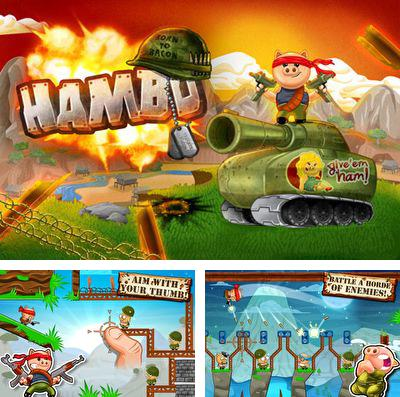 In addition to the game The silent tomb for iPhone, iPad or iPod, you can also download Hambo for free.