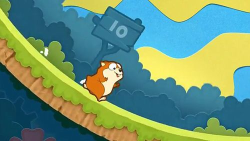 Screenshots of the Hammy go round game for iPhone, iPad or iPod.