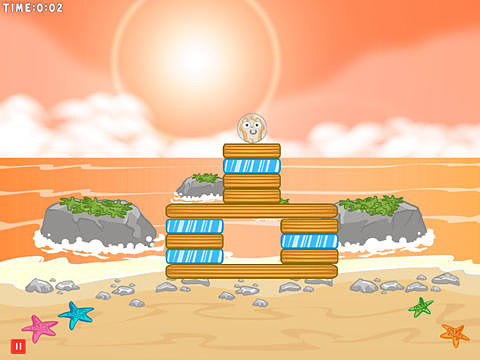 Download Hamster fall iPhone free game.
