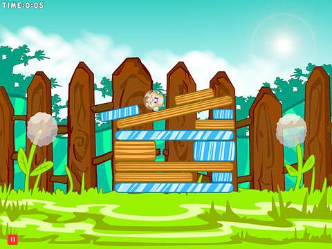 Free Hamster fall download for iPhone, iPad and iPod.