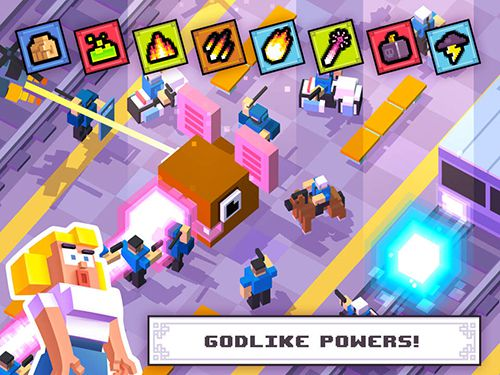 Capturas de pantalla del juego Hand of God para iPhone, iPad o iPod.