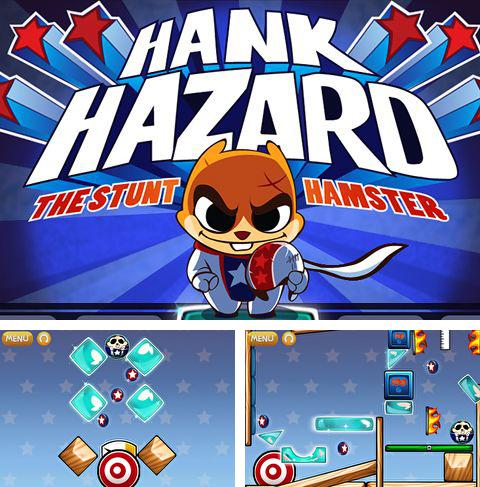 In addition to the game Tornado mania! for iPhone, iPad or iPod, you can also download Hank hazard: The stunt hamster for free.