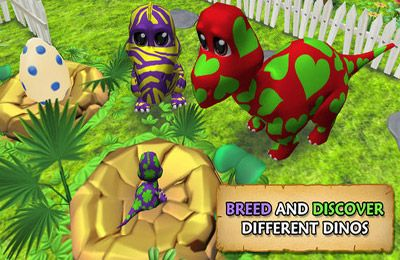 Download Happy Dinos iPhone free game.