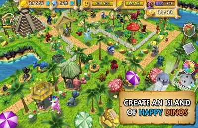 Free Happy Dinos download for iPhone, iPad and iPod.