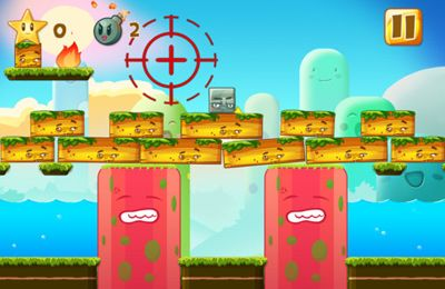 Download Happy Hills iPhone free game.