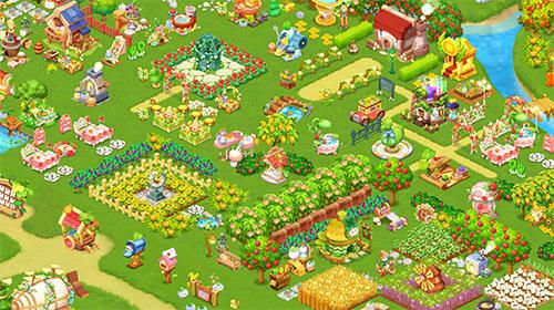 Download Happy ranch iPhone free game.