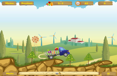 Download Happy Truck iPhone free game.