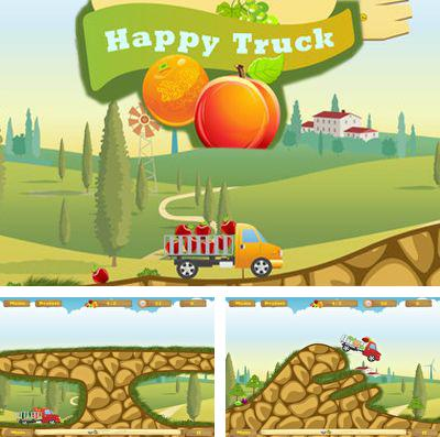 In addition to the game Pick a Piggy for iPhone, iPad or iPod, you can also download Happy Truck for free.