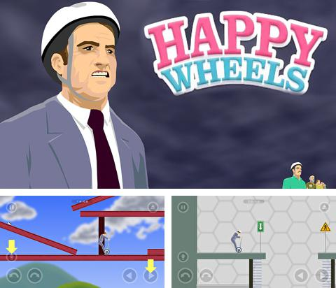 In addition to the game Dr. Panda's supermarket for iPhone, iPad or iPod, you can also download Happy wheels for free.