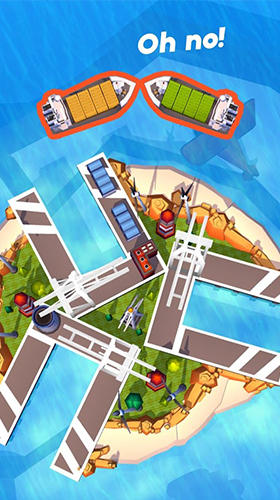 Capturas de pantalla del juego Harbor master para iPhone, iPad o iPod.