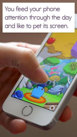 Capturas de pantalla del juego Hatch para iPhone, iPad o iPod.