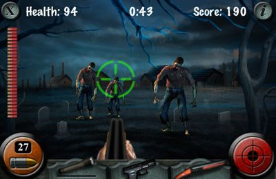 Игра Haunted Cemetery для iPhone
