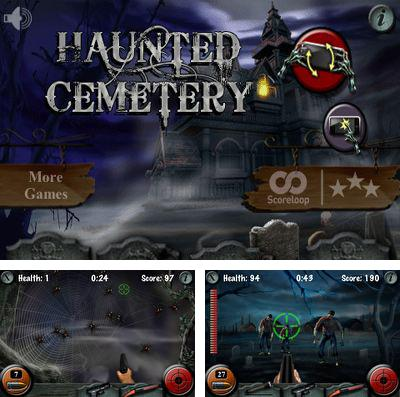 In addition to the game Samurai Shodown 2 for iPhone, iPad or iPod, you can also download Haunted Cemetery for free.