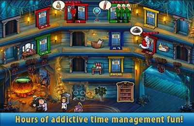 Download Haunted Domains iPhone free game.