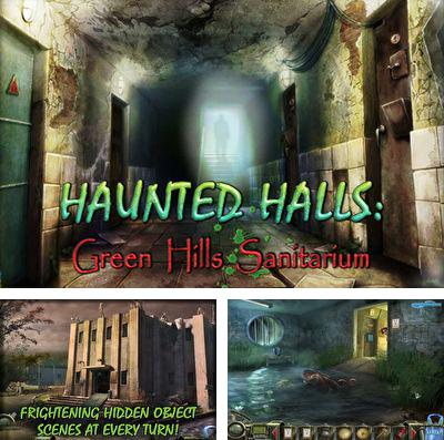In addition to the game Dirt Moto Racing for iPhone, iPad or iPod, you can also download Haunted Halls: Green Hills Sanitarium for free.