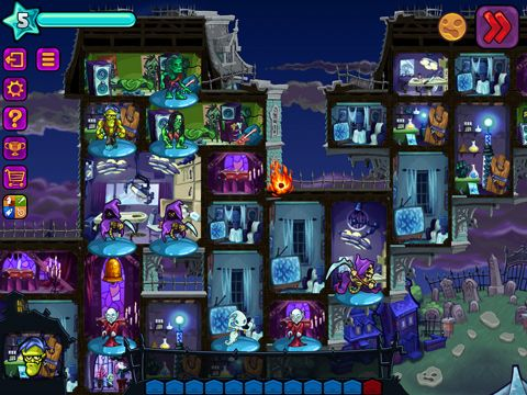 Download Haunted hollow iPhone free game.