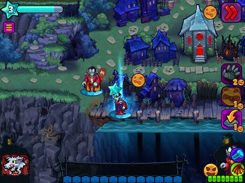 Descarga gratuita de Haunted hollow para iPhone, iPad y iPod.