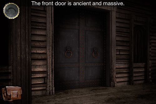 Écrans du jeu Haunted manor 2: The Horror behind the mystery pour iPhone, iPad ou iPod.