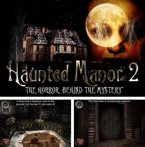 In addition to the game Asphalt 7: Heat for iPhone, iPad or iPod, you can also download Haunted manor 2: The Horror behind the mystery for free.