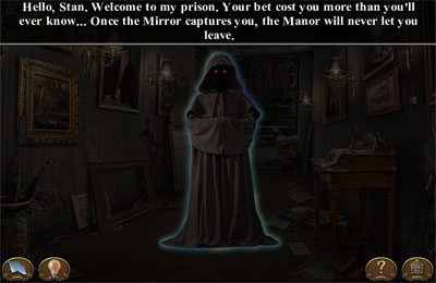Free Haunted Manor: Lord of Mirrors download for iPhone, iPad and iPod.