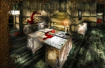iPhone、iPad または iPod 用Haunted Manor – The Secret of the Lost Soulゲームのスクリーンショット。