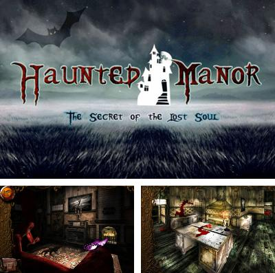 In addition to the game Space Dog Run for iPhone, iPad or iPod, you can also download Haunted Manor – The Secret of the Lost Soul for free.