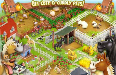 Free Hay Day download for iPhone, iPad and iPod.