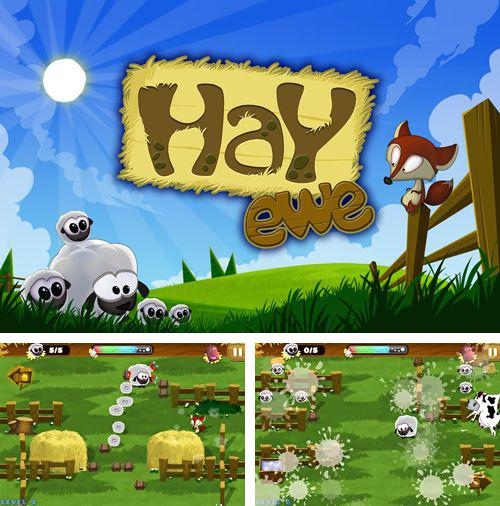 In addition to the game Sticky for iPhone, iPad or iPod, you can also download Hay ewe for free.