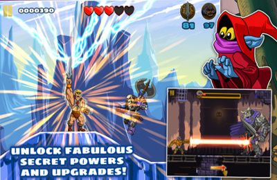 Download He-Man: The Most Powerful Game in the Universe iPhone free game.