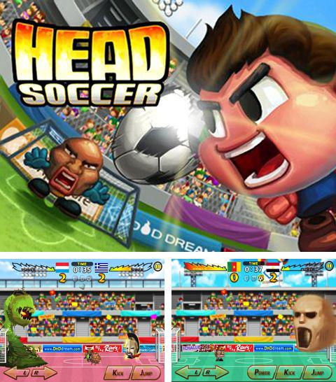 In addition to the game Saving Yello for iPhone, iPad or iPod, you can also download Head soccer for free.