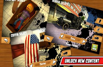 Download Hearse Driver 3D iPhone free game.