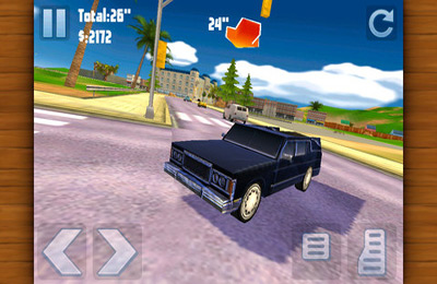 Descarga gratuita de Hearse Driver 3D para iPhone, iPad y iPod.
