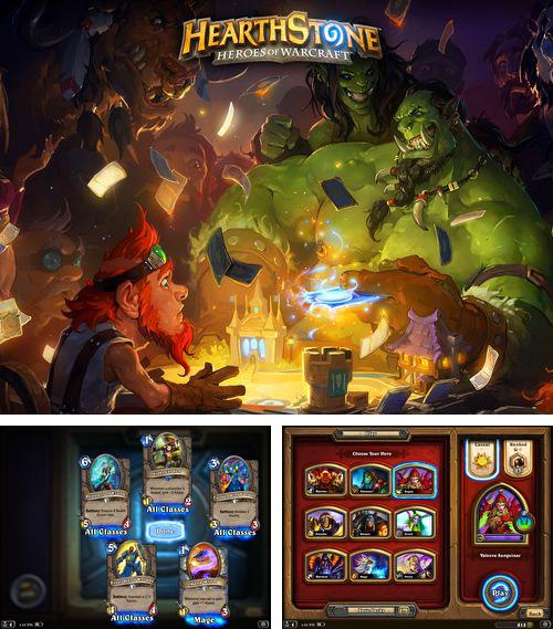 En plus du jeu Ciel: Lumière attend pour iPhone, iPad ou iPod, vous pouvez aussi télécharger gratuitement Hearthstone: Les Héros de Warcraft, Hearthstone: Heroes of Warcraft.