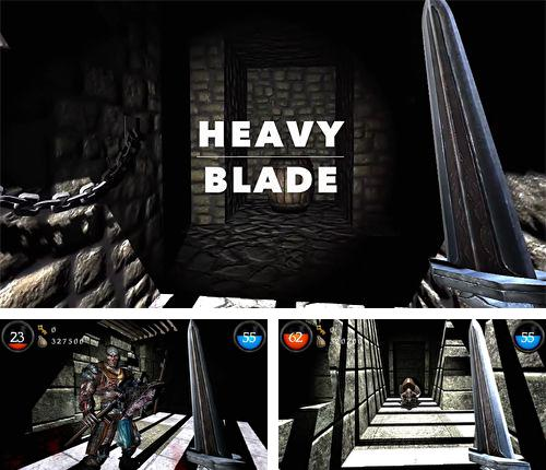 In addition to the game Final fight for iPhone, iPad or iPod, you can also download Heavy Blade for free.