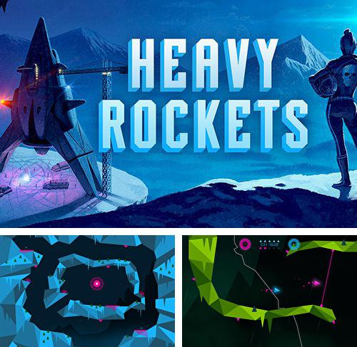 In addition to the game Blocks of pyramid breaker for iPhone, iPad or iPod, you can also download Heavy rockets for free.
