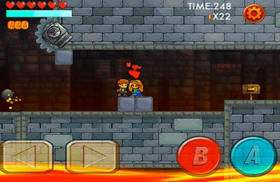 Capturas de pantalla del juego HEAVY - sword para iPhone, iPad o iPod.