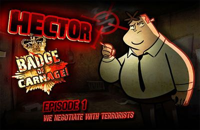 HECTOR: Badge of Carnage Ep1
