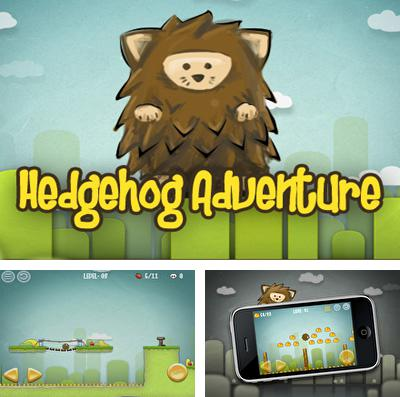 In addition to the game iGun zombie for iPhone, iPad or iPod, you can also download Hedgehog Adventure HD for free.
